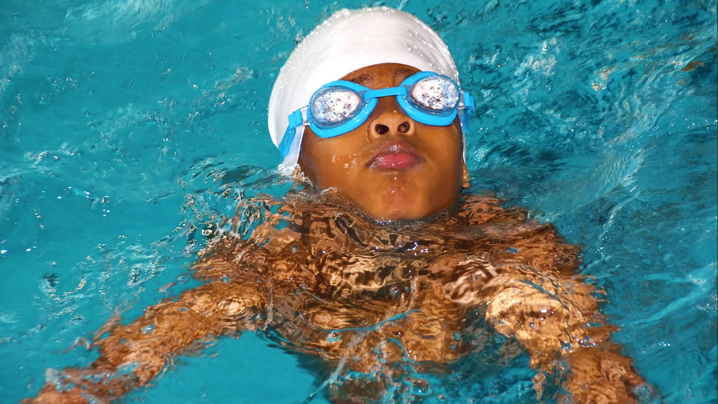 Swim Therapy for Children with ASD